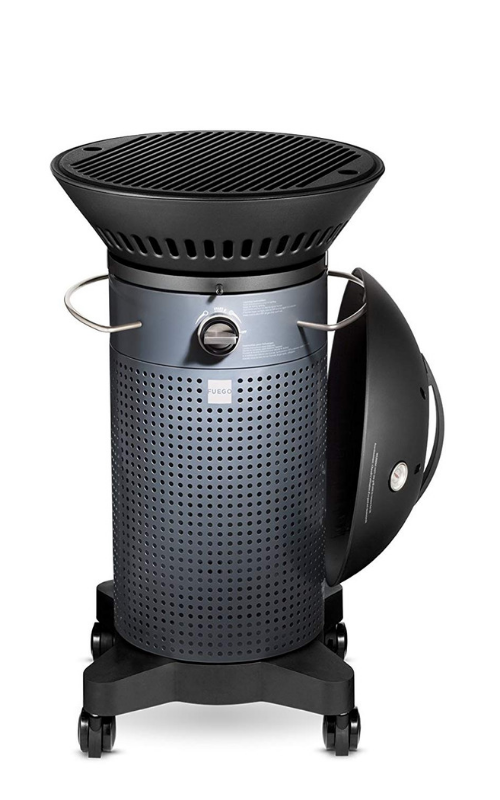 Fuego Element R21C Carbon Gas Grill Review